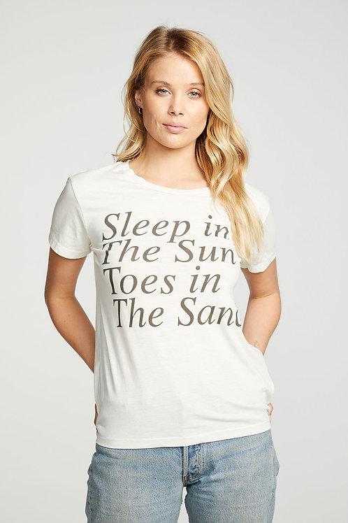 Sleep in the Sun Soft Tee