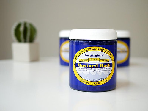 Dr. Singha's Mustard Bath