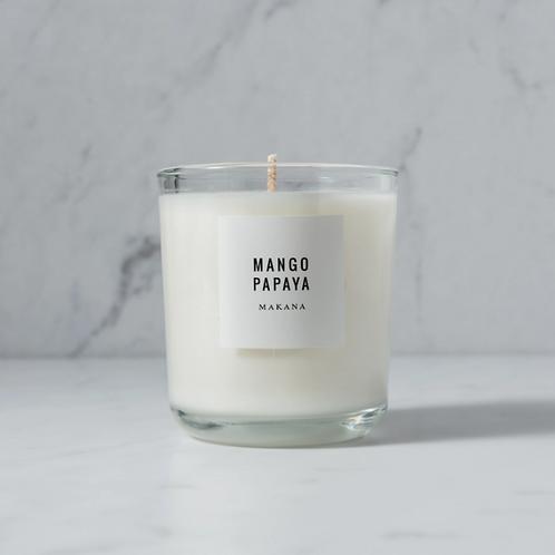 Makana Mango Papaya Classic Candle