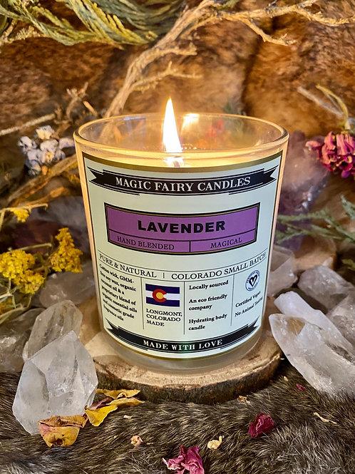 Lavender 8.5oz Candles