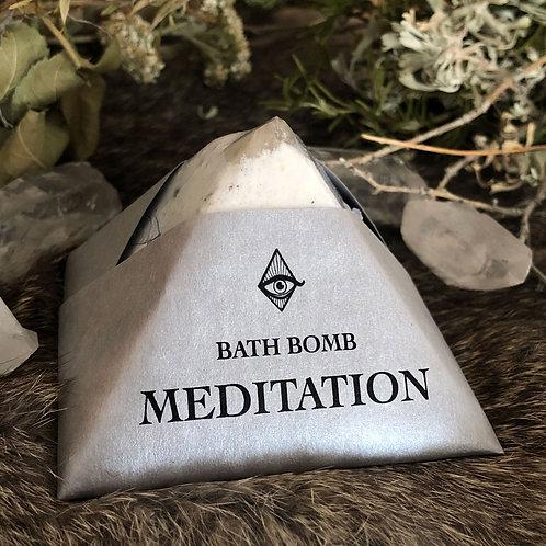 Bath Bomb - Meditation