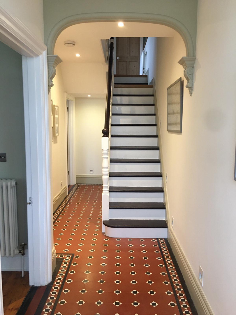 Sharnbrook Stairs AFTER