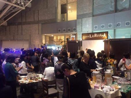 LINOKA kukka3周年記念パーティー