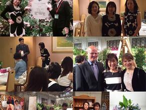 満員御礼!「大使夫人による10ヵ国のガーデニング展」ワークショップ