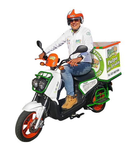 moto fruitbe