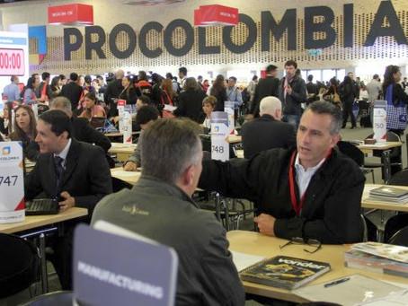 Colombia se posiciona como proveedor para África, Asia y Europa