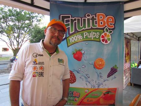 El negocio de Fruitbe con la pulpa de fruta