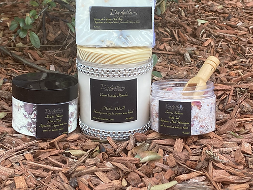 Cotton Candy Paradise Aromatherapy Collection Set