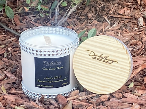 Cotton Candy Paradise Candle