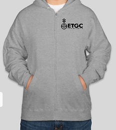 Zipper Hoodie Front $5cheaper without fr