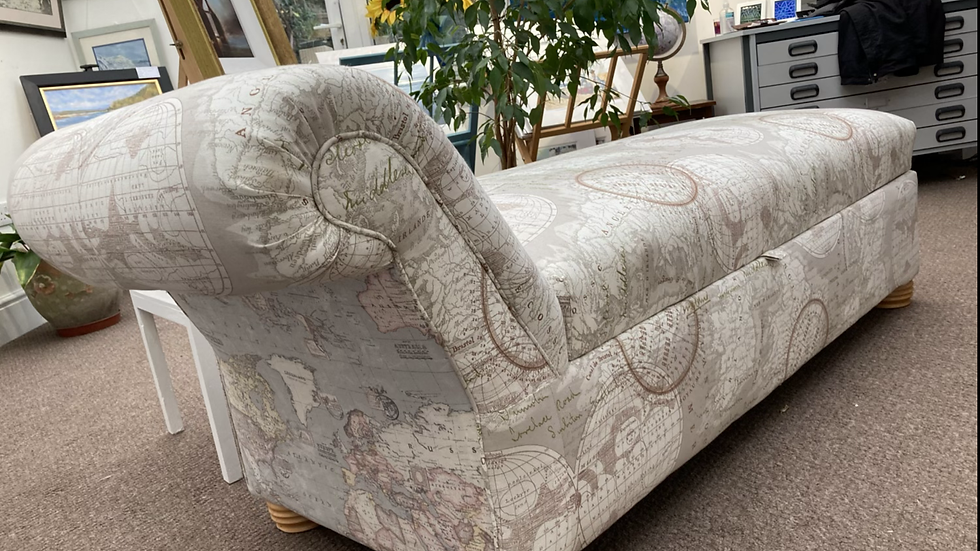 BED SOFA Completely restored