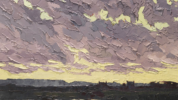Clearing Skies at Day's End, Donegal Artist: Alan  Cotton