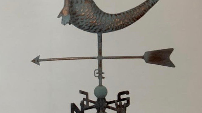 MERMAID WIND VANE
