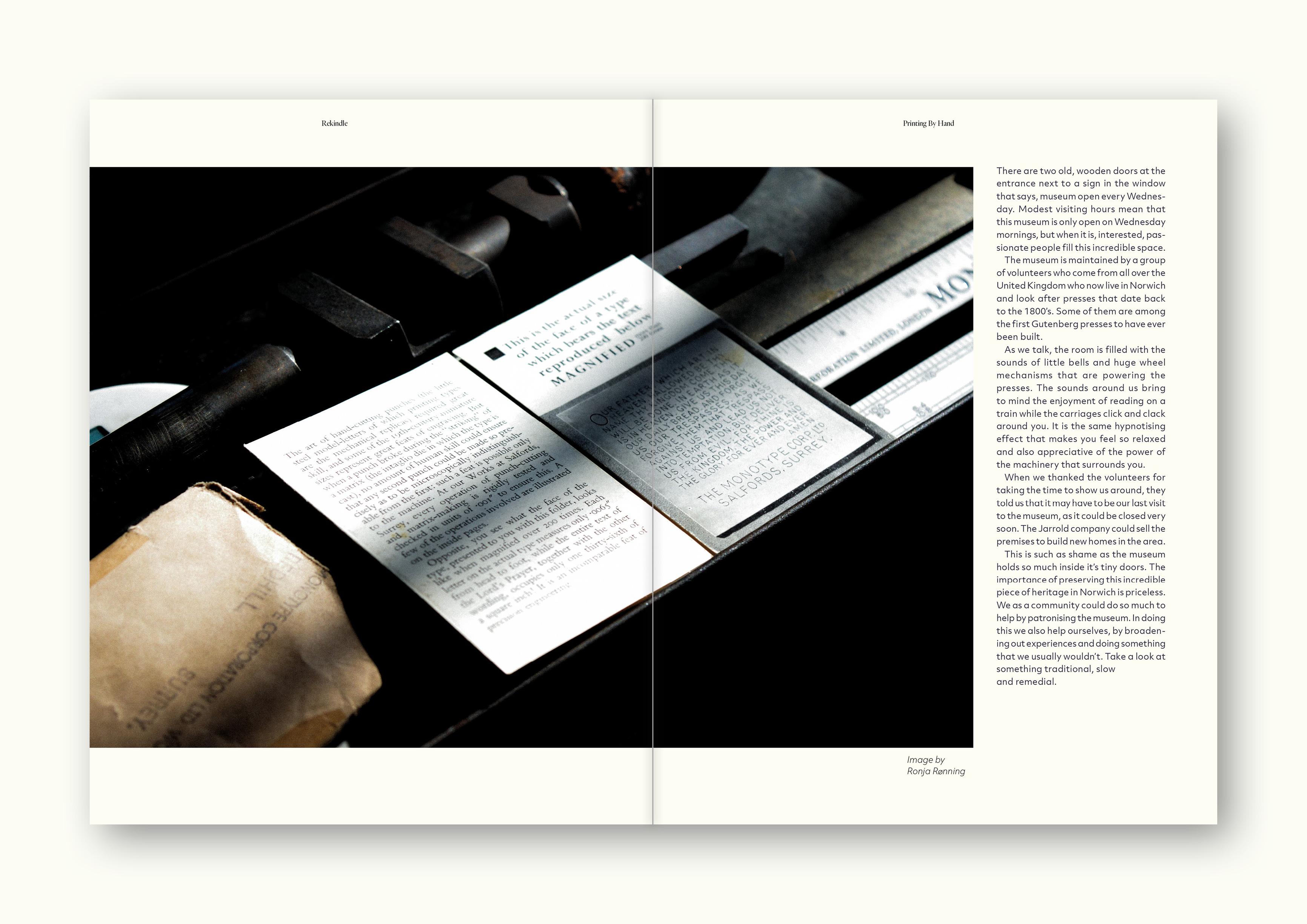 Rekindle Magazine