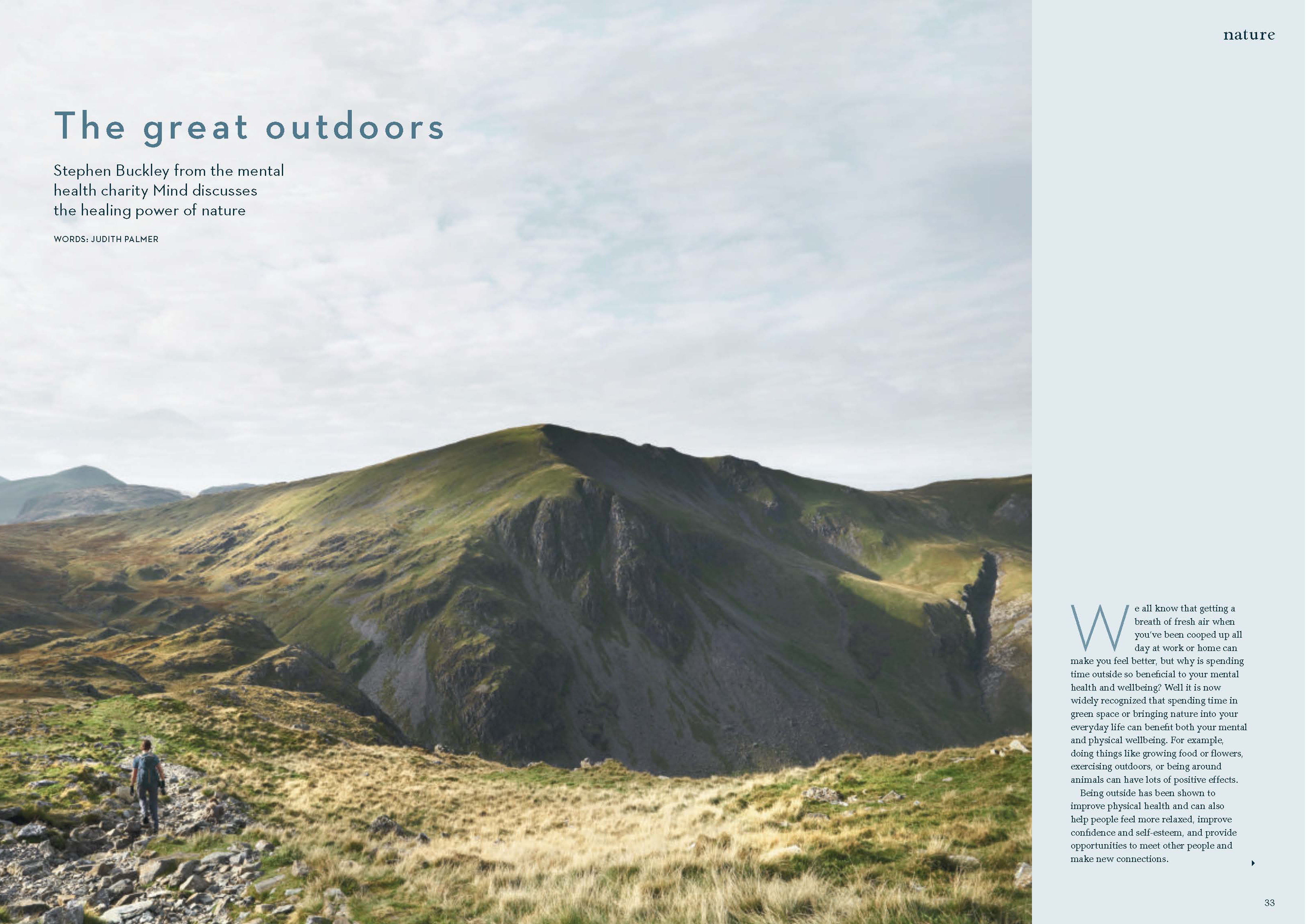 Life & wellbeing magazine