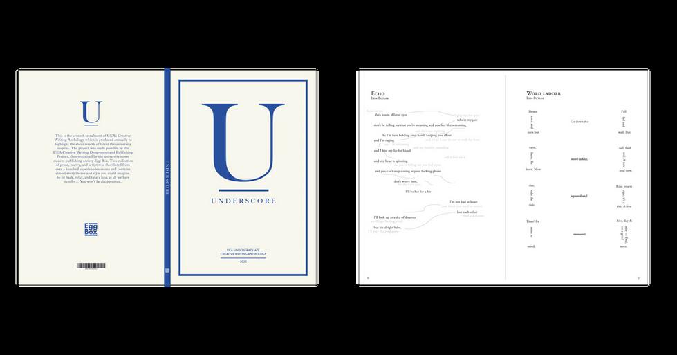 UEA Underscore anthology