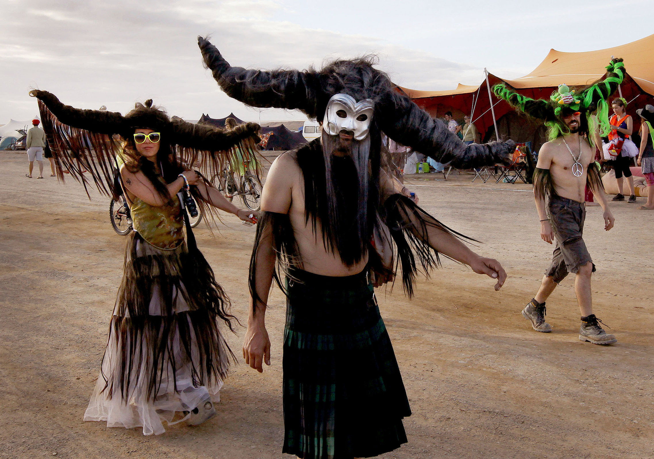 Africa's Burning Man, South Africa.