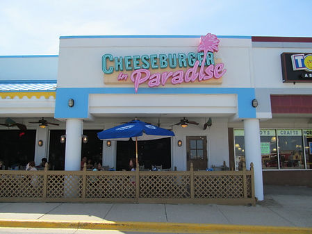 Cheeseburger in Paradise Downers Grove I
