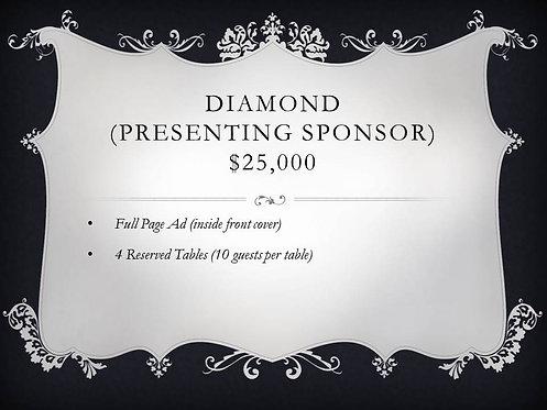 Diamond (Presenting Sponsor)
