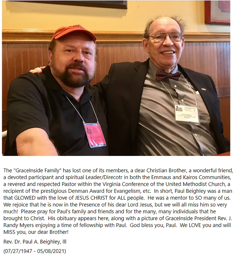 20210511 Rev Paul Beighley obit 2.png