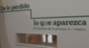 Los_exvotos,_De_lo_perdido_lo_que_aparez