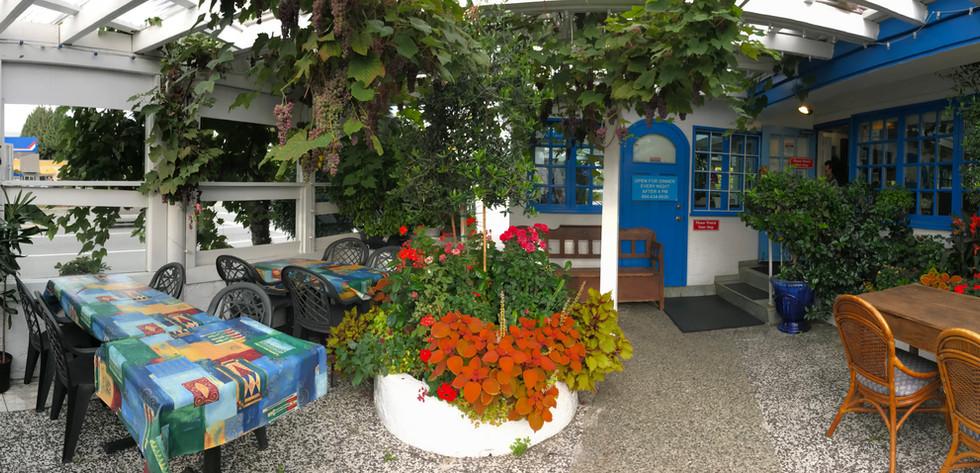 entry patio