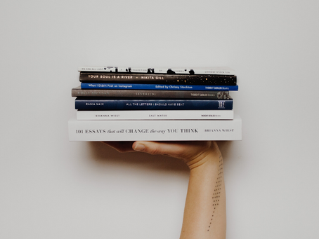 Mom's Reading List: 8 Books That are Perfect for a Busy Schedule!