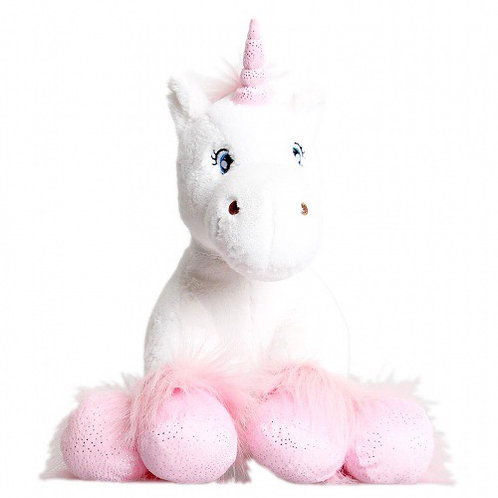 White Unicorn 16""