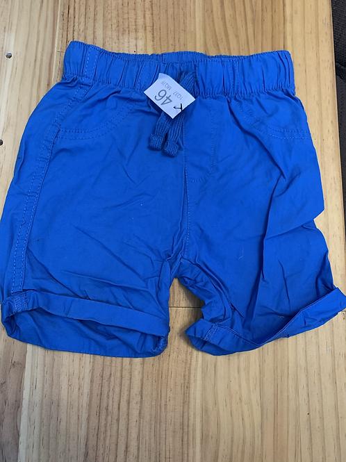 12-18m Blue Shorts - W46