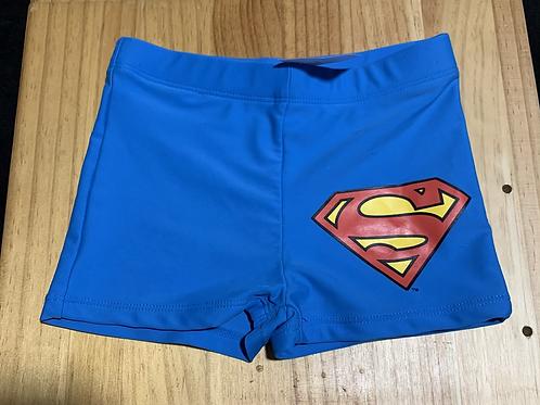 3-4 Years Superman Swim Shorts - W15