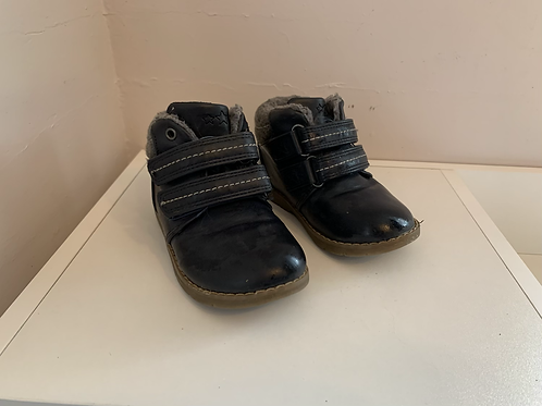 Child size 7 First Walker Boots