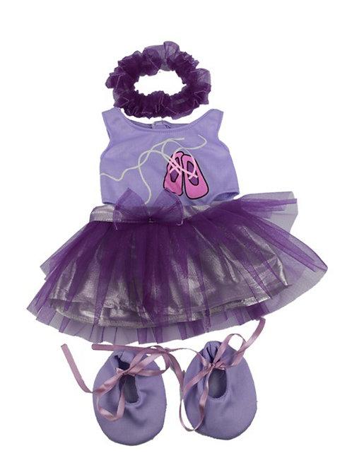 Ballet Dress & Shoes