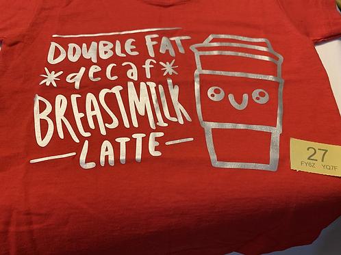 Breastfeeding awareness T-Shirt - Y27