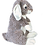 Thumbnail: Grey Bunny Rabbit