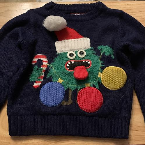 Monster Christmas Jumper