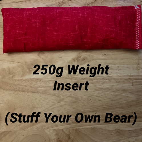250g Weight (Stuff Your Own Bear)