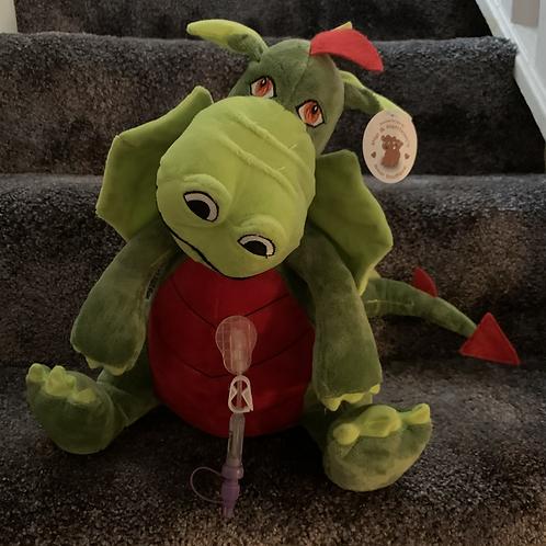 GTube Fed Dragon!  (stuffed)