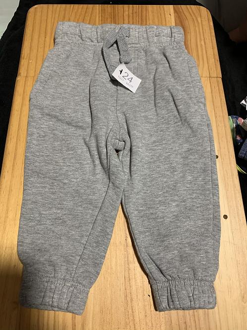 12-18m Grey Joggers - W24