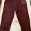 Thumbnail: 2-3 years Burgundy Joggers - Play Clothes - Y21