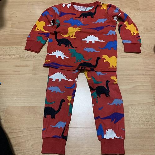 Red Dino PJ's - Next