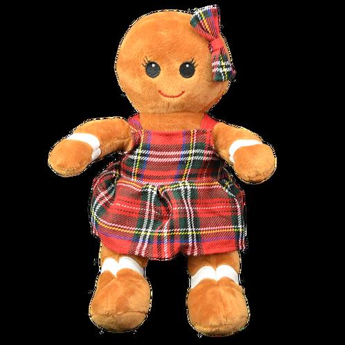 Gingerbread & Dress