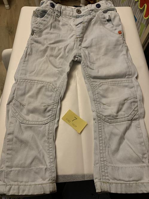 18-24m Next Branded Light Colour Jeans - Y7