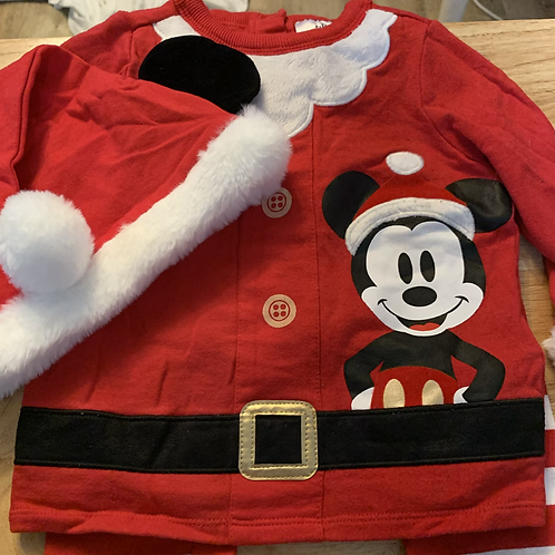 Disney Store Christmas Pyjamas