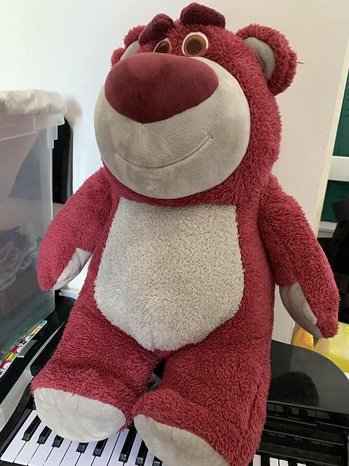 Disney Lotso Huggin Bear