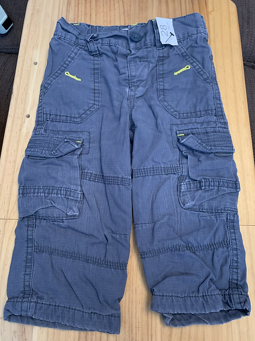 12-18m M&S Trousers -W28