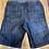 Thumbnail: Long Denim Shorts