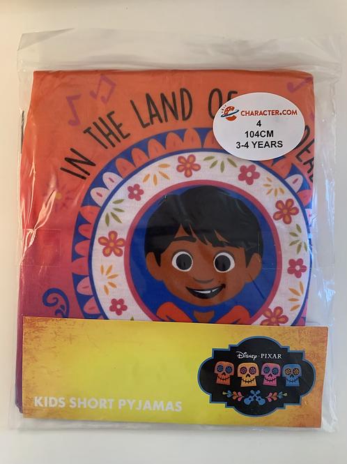 Disney Kids PJ's 3-4 Years Brand New