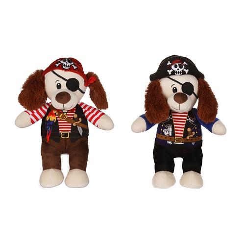 "10"" Pirate Dog"