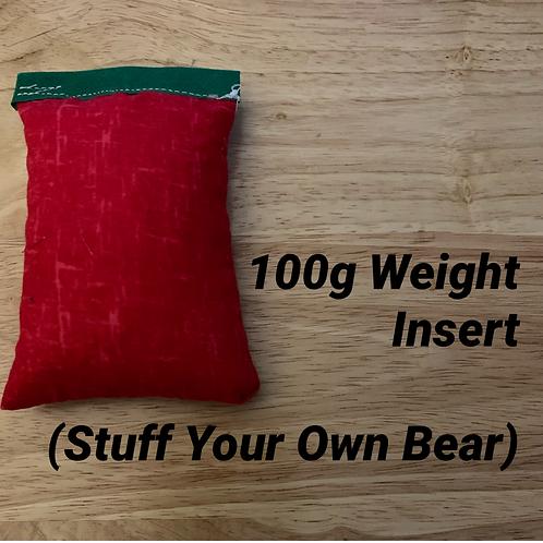 100g Weight (Stuff Your Own Bear)