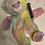 Thumbnail: PEG Fed Rainbow bear - Stuff Your Own Bear